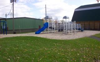 Buffalo Road Lodge Outside Play Area View