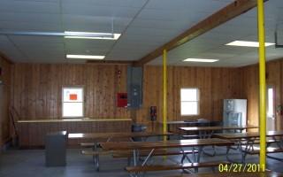 Buffalo Road Lodge Inside View