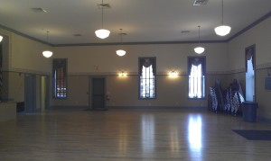 Cobblestone Hall Inside Room