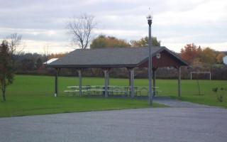 Maher Lodge Outside Pavilion Area