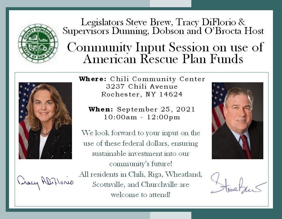 Community Input Session